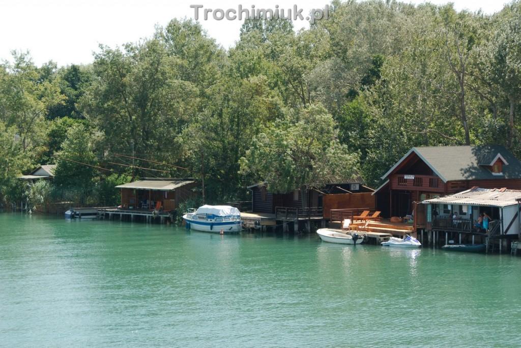 Rzeka Bojana, Czarnogóra. Fot. Piotr Trochimiuk 2013