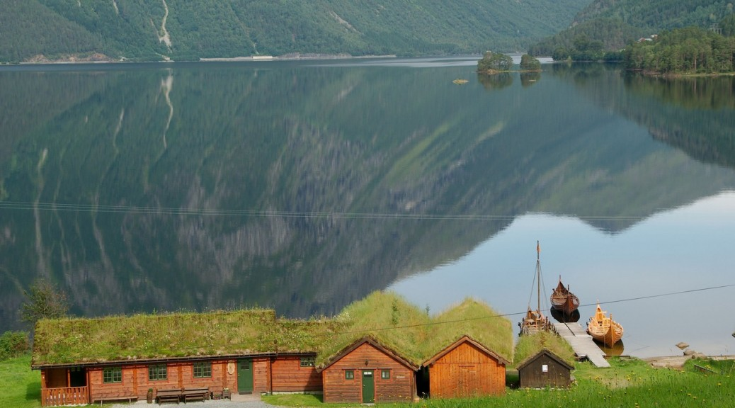 Norwegia, Bjørkedalen. Fot. Piotr Trochimiuk, 2010
