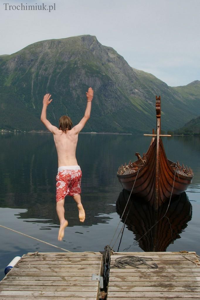 Norway, Bjørkedalen. Piotr Trochimiuk, 2010