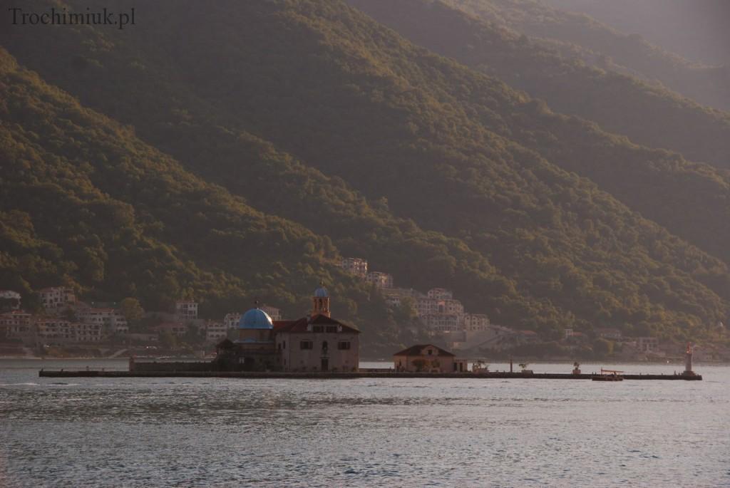 Czarnogóra, Perast, Wyspa Matki Boskiej Na Skale. Fot. Piotr Trochimiuk, 2013