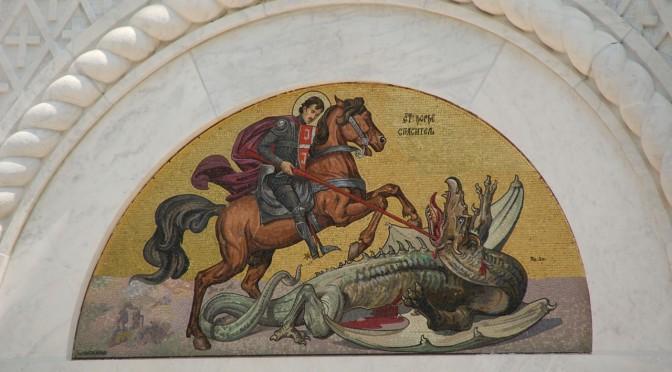 Serbia, królewskie mauzoleum Oplenac