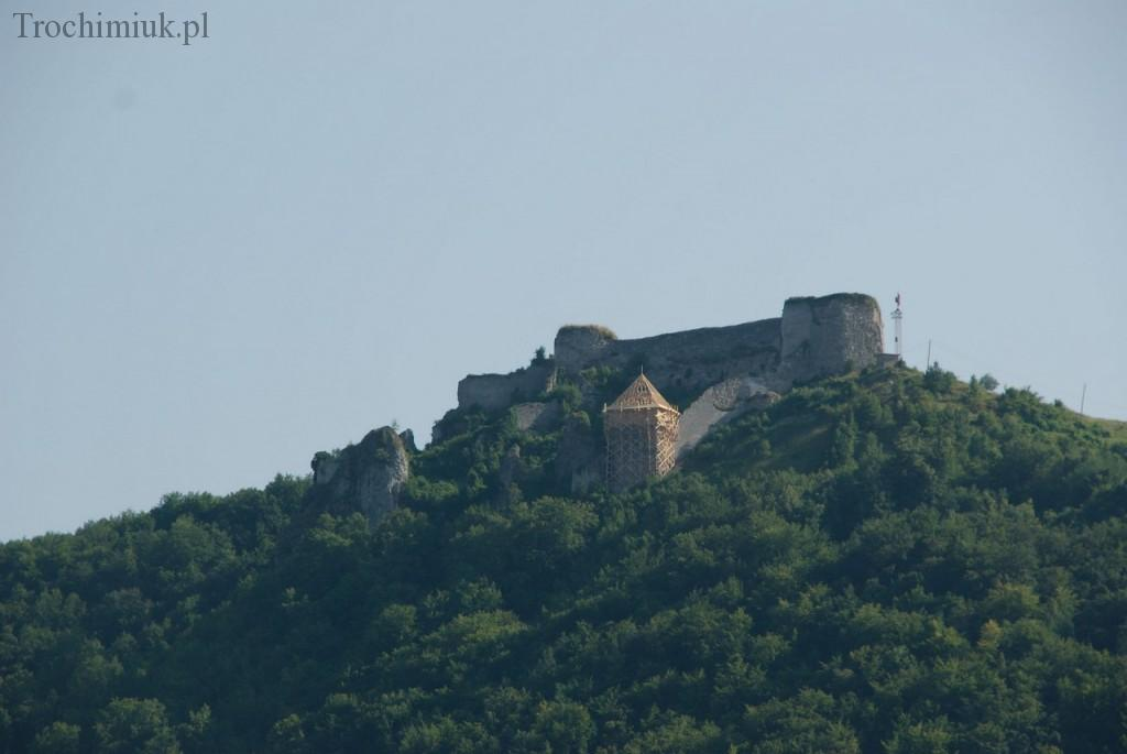 Bosnia and Herzegovina, Kulen Vakuf, Ostrovica fortress.