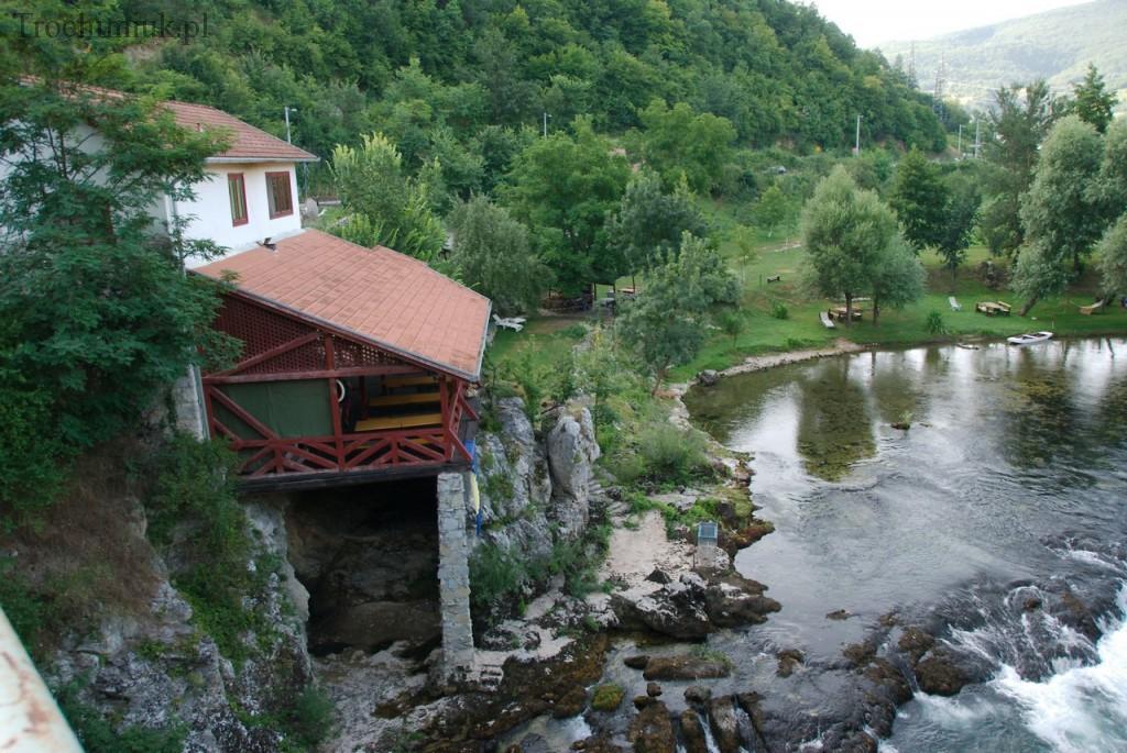 Bosnia and Herzegovina, Kulen Vakuf, Camping Discover Bihac, Villa Buk. Piotr Trochimiuk 2013