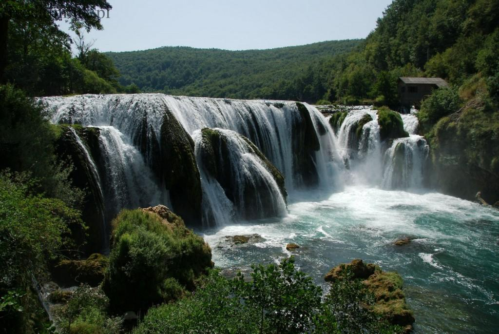 Bosnia and Herzegovina, Strbacki Buk waterfall on Una river. Piotr Trochimiuk 2013