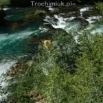 Rafting na rzece Una, Park Narodowy Una, Bośnia i Hercegowina. Piotr Trochimiuk 2013
